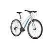 Serious Cedar Bicicletta ibrida Donna Hybrid bianco